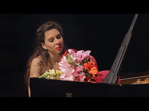 LIADOV The Music Box Op. 32, Live Concert In Palermo By Stéphanie ELBAZ