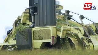 Как идёт уборка льна в Вологодской области