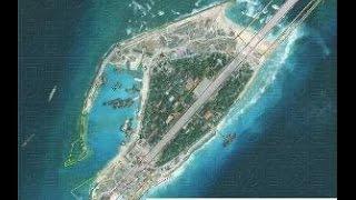 Việt Nam bồi đắp mở rộng, nâng cấp kéo dài sân bay đảo Trường Sa Lớn