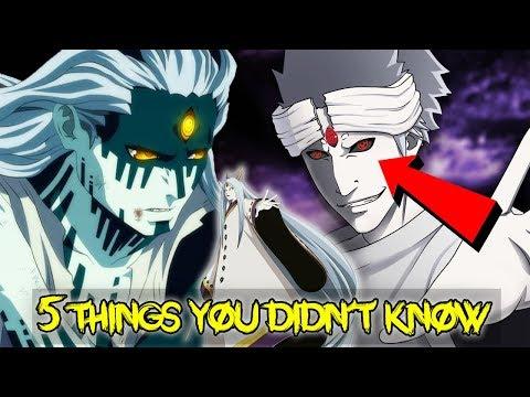 5 Things You Didn't Know About Urashiki, Momoshiki & Kinshiki Otsutsuki - Boruto & Naruto