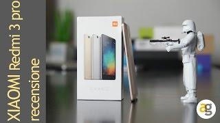Xiaomi Redmi 3 pro. La recensione(Oggi proviamo lo smartphone Android Xiaomi Redmi 3 pro. Telefono dal rapporto qualità/prezzo eccezionale! Link Grossoshop (codice sconto GALEAZZI5) ..., 2016-05-02T09:00:01.000Z)