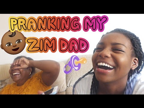 ME AND MY MUM PRANK MY DAD | Scola Dondo