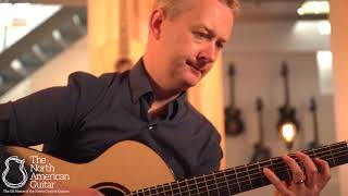 Strahm Guitars OO Acoustic Guitar Played By Stuart Ryan (Part One)