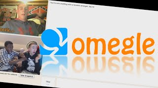OMEGLE with Miniminter AGAIN!