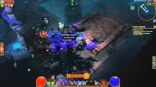 Torchlight 2 Mapworks Farm Run (Berserker lvl 64)