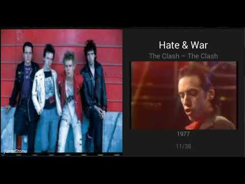 Hate and War - The Clash mp3