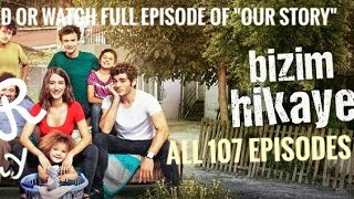 #bizimhikaye #ourstory #hamarikahani #mxplayer #urdu1 *please use earphones to hear... an official theme song links-- spotify- here's a for you… bizim h...