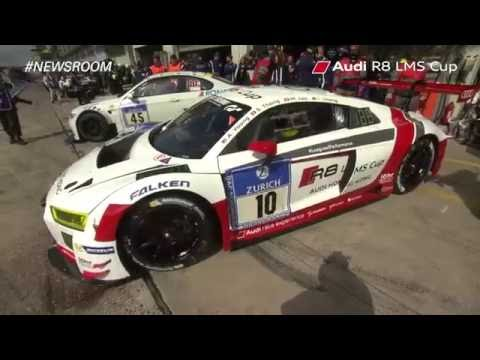 Audi R8 LMS Cup Drivers at 24 Hours Nürburgring