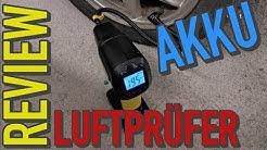 LUFTMATRATZE EXPLODIERT - AKKU Luftpumpe von Beaspire im Test | KrisGarage