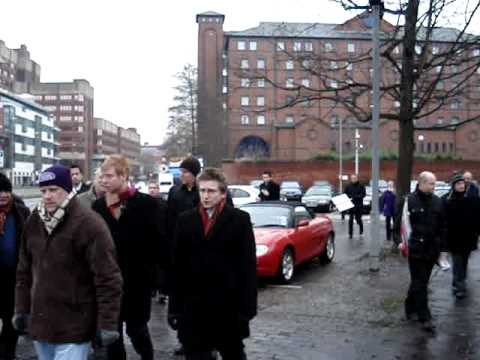 Protest Marks John Fry Visit To Leeds Yorkshire Post Offices