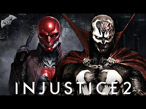 Injustice 2 - Fan Favorite DLC and Guest Characters Teased!