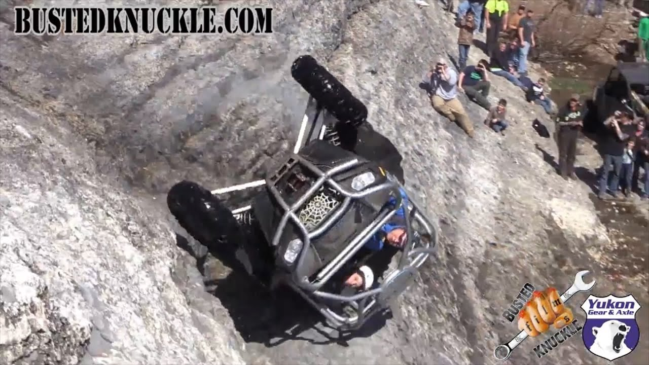 Jagged Crash 2008 - UTV Guide |Polaris Rzr Crash