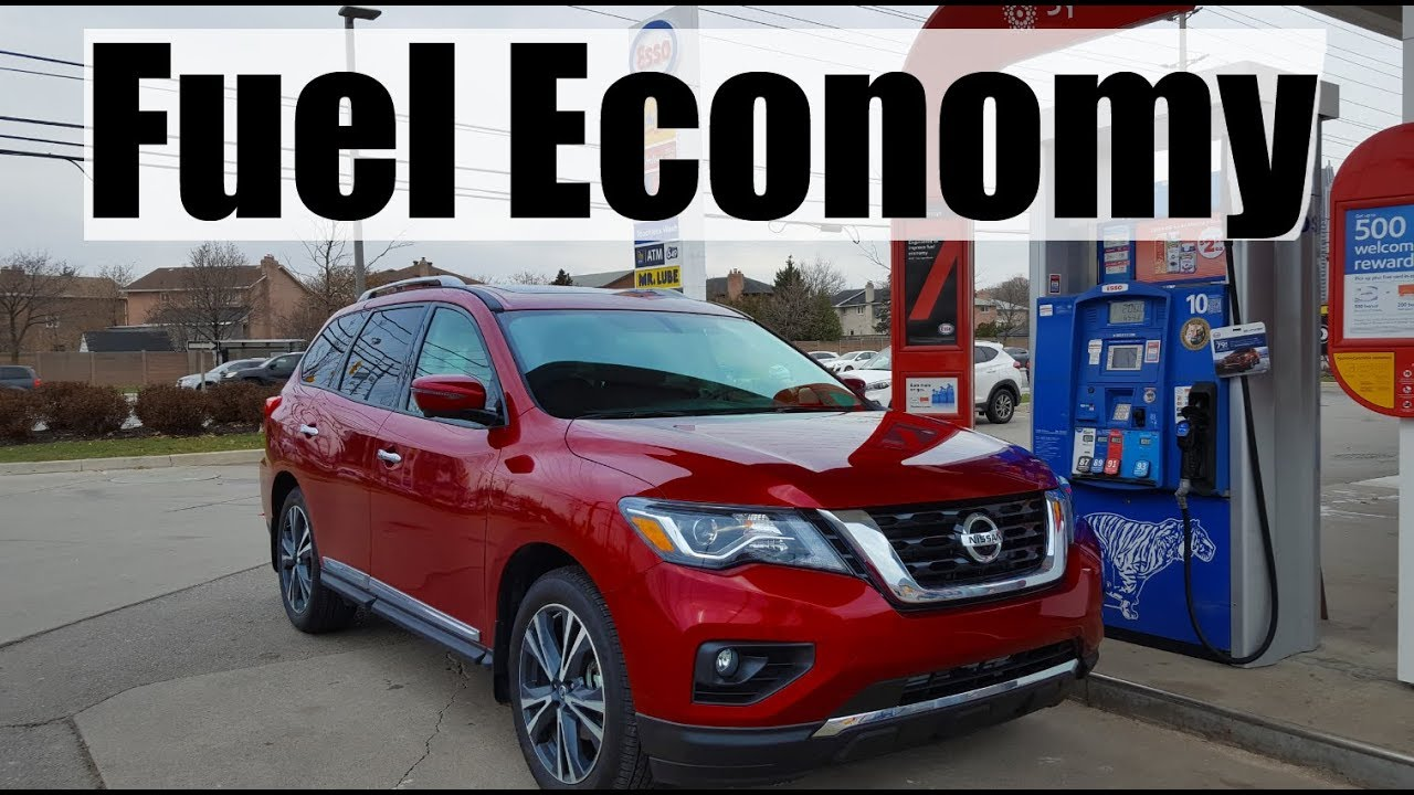 Nice 2018 Nissan Pathfinder   Fuel Economy MPG Review + Fill Up Costs