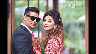 BIMAL AND SAPANA WEDDING HIGHLIGHT