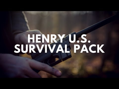 The Henry U.S. Survival Pack