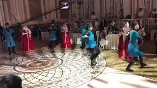 Ансамбль Сувар на свадьбе