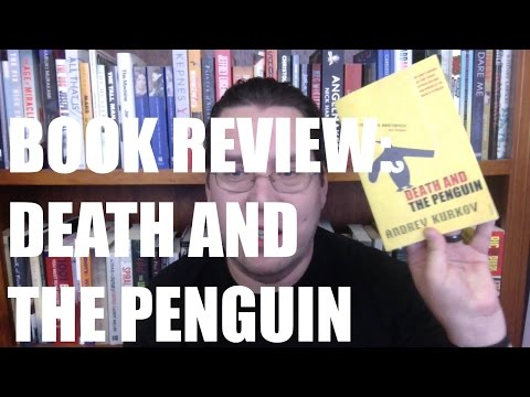 Book Review: Death and the Penguin