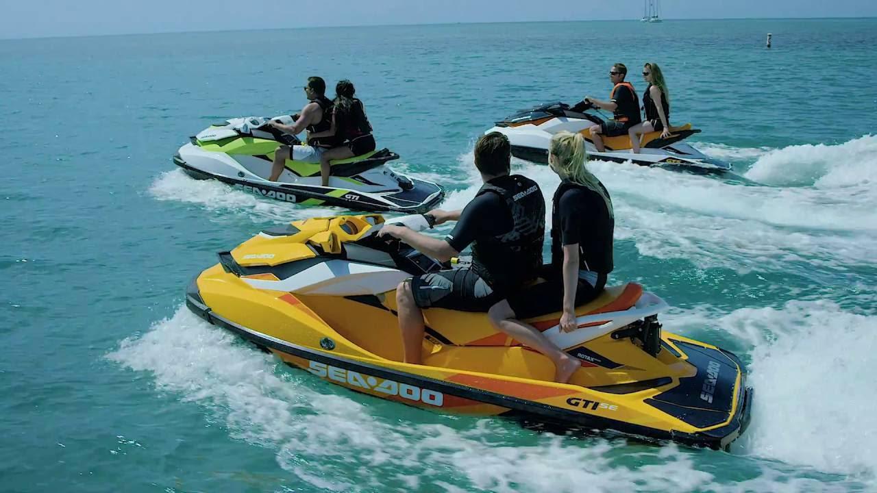 2017 Sea Doo Recreation