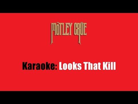 Karaoke: Mötley Crüe / Looks That Kill