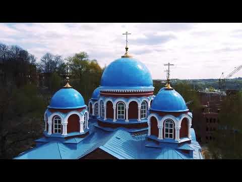 Все храмы старой Калуги