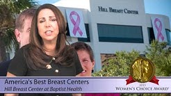 Hill Breast Center at Baptist Health - BC15 - 2015 Women's Choice Award