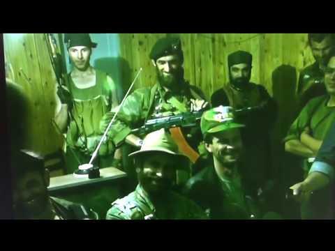 Задержание  члена банды Басаева - Хазваха Черхигова