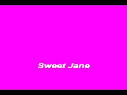 Sweet Jane (karaoke) - in the style of Cowboy Junkies