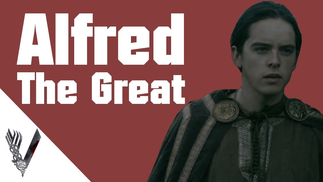 Vikings Character Study | Alfred The Great 5x07