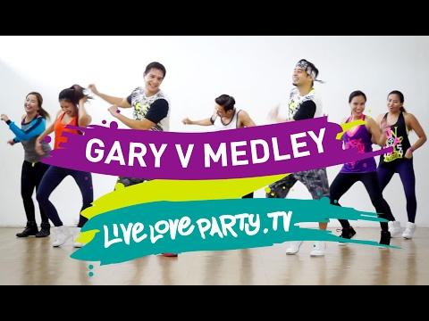 Gary V Medley   Dance Fitness   Zumba®   Filipino Music
