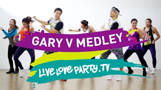 Gary V Medley | Dance Fitness | Zumba® | Filipino Music