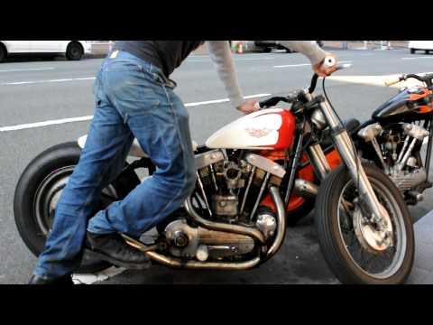 Kick Start Of Iron Head 1962 XLCH (HD)