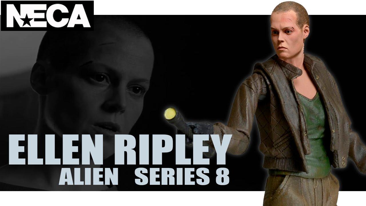 Alien - Ellen Ripley series 8 NECA Toys Action Figure