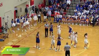 Northridge 40 vs Homestead 63   Girls Basketball Broadcast 2-18-17 thumbnail