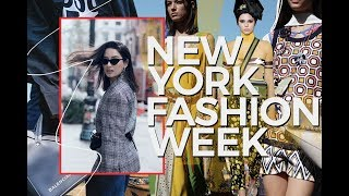 New York Fashion Week Vlog 2017   Nicole Andersson
