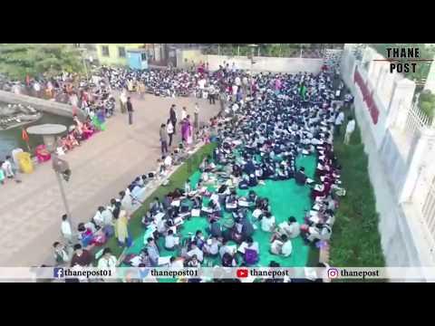 Thane Post । Inter school drawing competition at kala talav, kalyan
