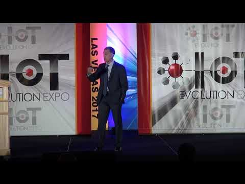 John Rossman Keynote at IoT Evolution Expo Las Vegas 2017