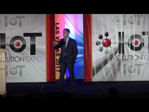 John Rossman Keynote at IoT Evolution Expo Las Vegas 2017