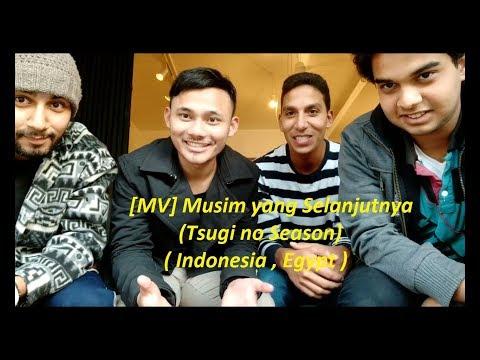 [MV] Musim yang Selanjutnya (Tsugi no Season) - JKT48 ( Indonesia , Egypt ) Reaction Video