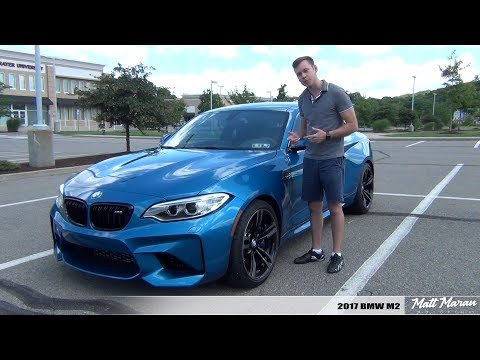 Review: 2017 BMW M2 (Manual)