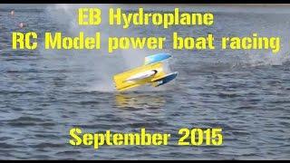 RC Hydroplane Racing (EB Hydroplane)