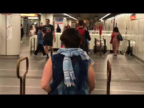Общественный транспорт в Вене! Как купить проездной?