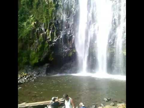 MARANGU MATERUNI WATER FALLS-KILIMANJARO