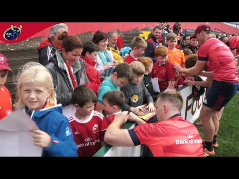 Munster Rugby Open Training Session – Irish Independent Park