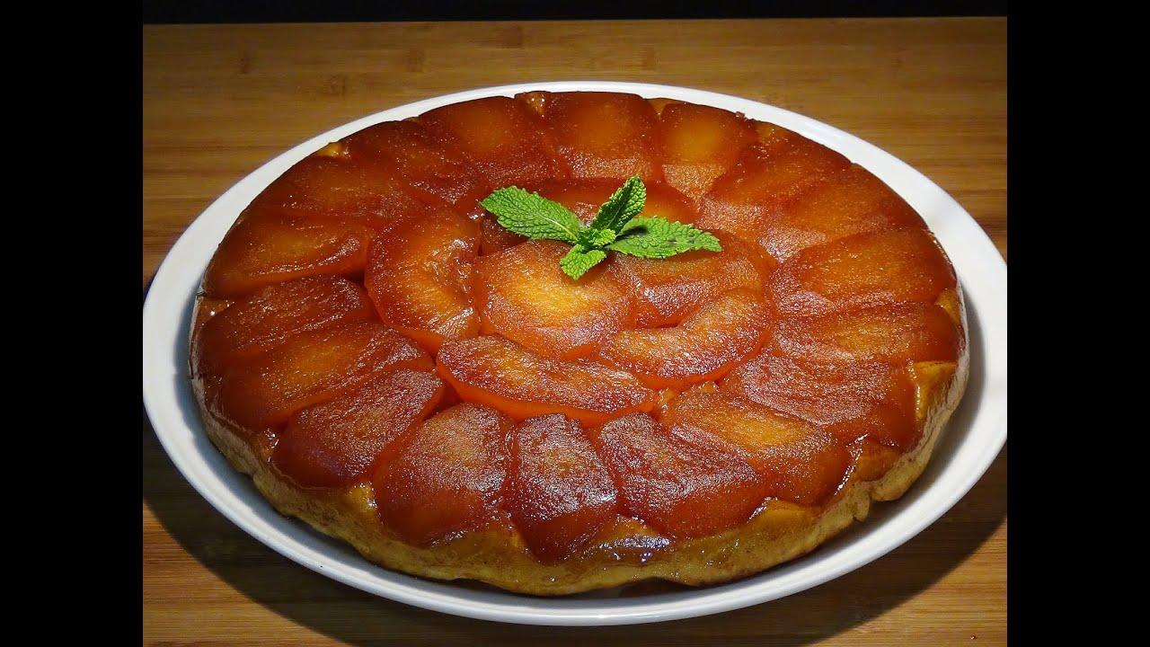 Receta Tarta Tatin - Recetas de cocina, paso a paso, tutorial. Loli Domínguez
