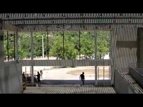 The Transformation of a School, Jayuya, Puerto Rico