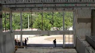 The Transformation of a School, Jayuya, Puerto Rico