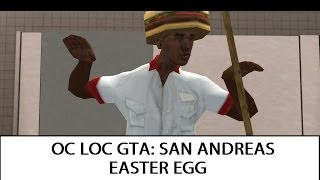 Grand Theft Auto V | Grand Theft Auto: San Andreas Easter Egg!
