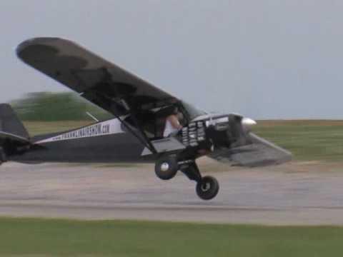 Crazy Air Show Stunt