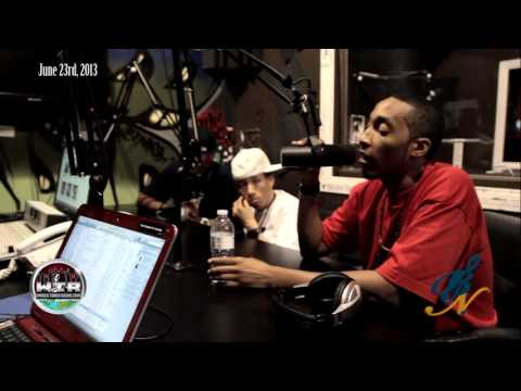Beautiful Noize Entertainment Interview (Part 3)   The Soul Suite With Marcus Noel [6-23-13]