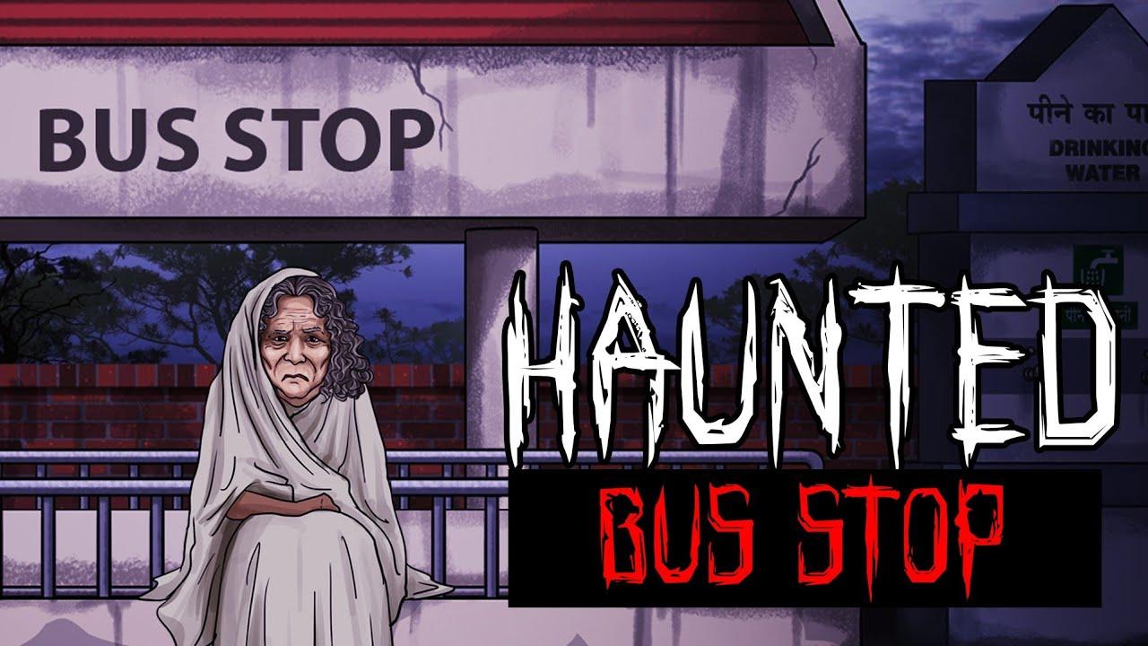 Haunted Bus Stop True Horror Story In Hindi   डरावना बस स्टॉप   Hindi Kahaniyan   KM E116🔥🔥🔥